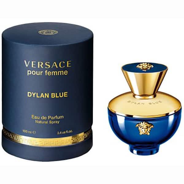Apa de parfum VERSACE Dylan Blue, Femei, 100ml
