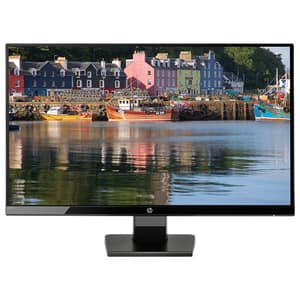 "Monitor LED IPS HP 27w, 27"", Full HD, negru"