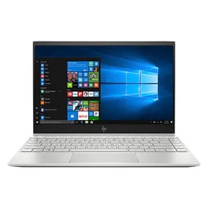 "Laptop HP Envy 13-ah0011nn, Intel Core i5-8250U pana la 3.4GHz, 13.3"" Full HD, 8GB, SSD 128GB, NVIDIA® GeForce® MX150 2GB, Windows 10 Home"