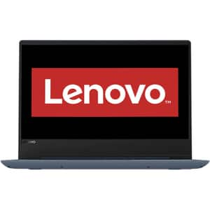 "Laptop LENOVO IdeaPad 330S-14IKB, Intel Core i5-8250U pana la 3.4GHz, 14"" Full HD, 8GB, HDD 1TB + SSD 128GB, Intel UHD Graphics 620, Free Dos"