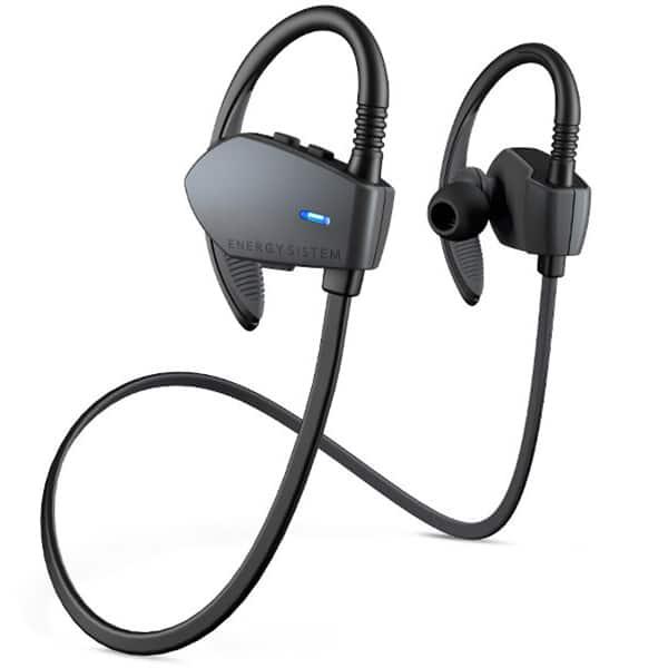 Casti ENERGY SISTEM Earphones Sport 1 ENS427451, Bluetooth, In-Ear, Microfon, negru