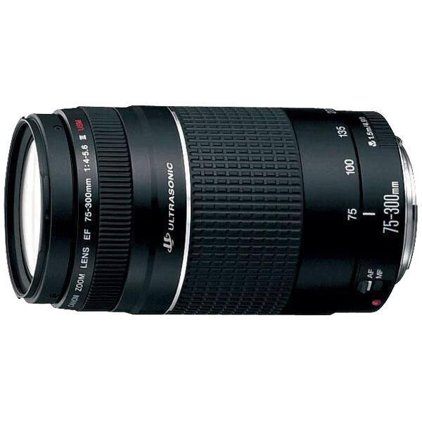 Obiectiv foto CANON EF 75-300mm f/4-5.6 III USM