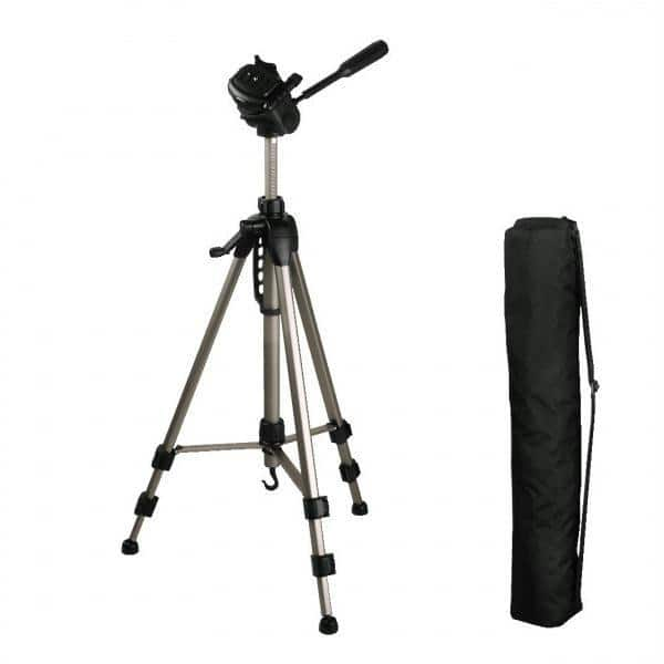 Trepied foto-video HAMA Star 62 4162, 160 cm, auriu