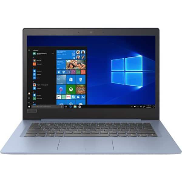 "Laptop LENOVO IdeaPad 120S-14IAP, Intel Celeron N3350 pana la 2.4GHz, 14"" HD, 4GB, eMMC 64GB, Intel HD Graphics, Windows 10 Home"