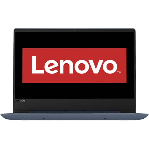 "Laptop LENOVO IdeaPad 330S-14IKB, Intel Core i5-8250U pana la 3.4GHz, 14"" Full HD, 8GB, SSD 256GB, Intel UHD Graphics 620, Free Dos, Midnight Blue"