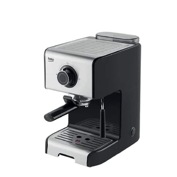 Espressor manual BEKO CEP5152B, 1.2l, 1200W, negru-inox