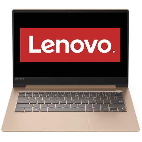 "Laptop LENOVO IdeaPad 530S-14ARR, AMD Ryzen 5 2500U pana la 3.6GHz, 14"" Full HD, 8GB, SSD 256GB, AMD Radeon Vega 8, Free Dos"