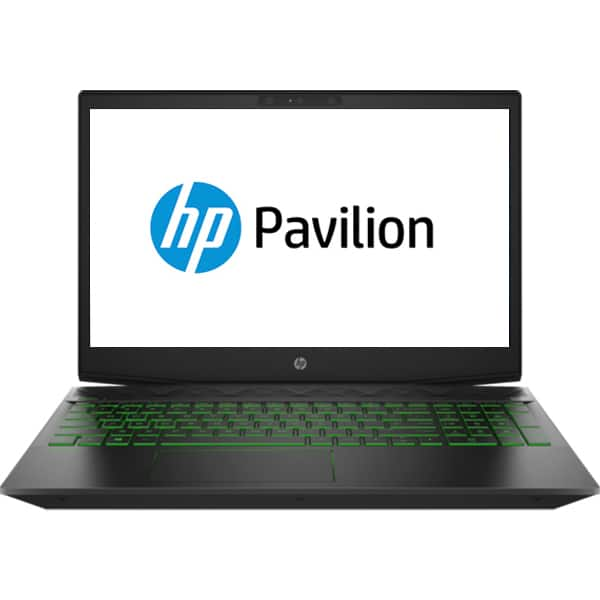 "Laptop Gaming HP Pavilion 15-cx0006nq, Intel Core i5-8300H pana la 4GHz, 15.6"" Full HD, 8GB, 1TB, NVIDIA GeForce GTX 1050 Ti 4GB, Free Dos"