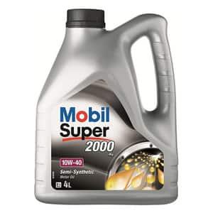 Ulei motor MOBIL Super 2000 X1, 10W40, 4l