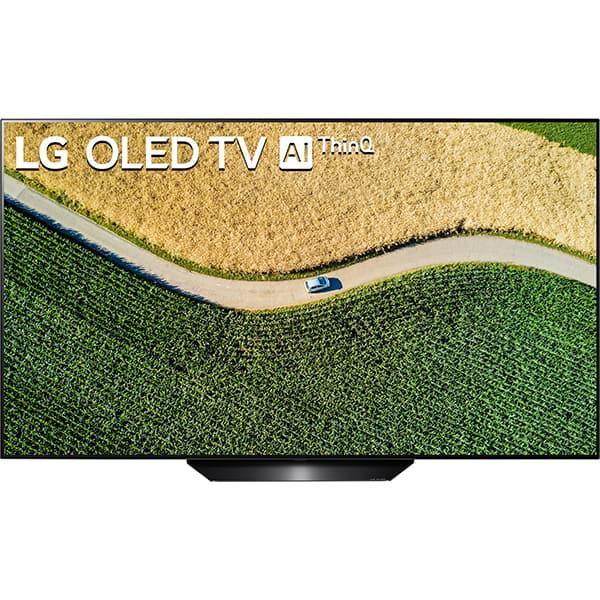 Televizor OLED Smart LG OLED55B9SLA, Ultra HD 4K, HDR, 139 cm