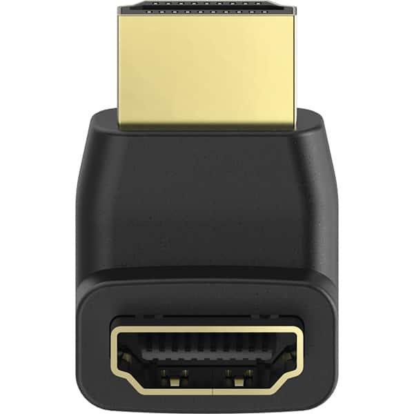 Adaptor HDMI - HDMI HAMA 205164, negru