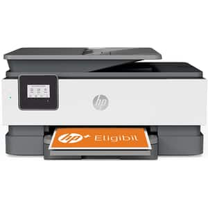 Multifunctional inkjet color HP OfficeJet 8012e All-in-One, A4, USB, Wi-Fi, HP+ Eligibil