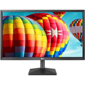 "Monitor Gaming LED IPS LG 22MK430H-B, 21.5"", Full HD, 75Hz, AMD FreeSync, negru"
