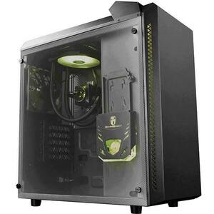 Carcasa PC DEEPCOOL Baronkase Liquid, USB 3.0, negru