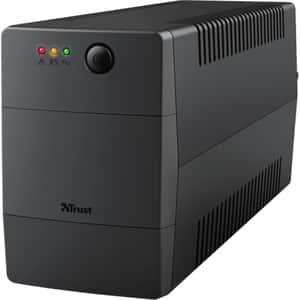 Unitate UPS TRUST Paxxon 23503, 800VA, AVR, Schuko
