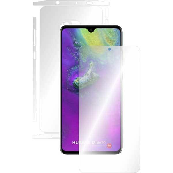 Folie protectie pentru Huawei Mate 20, SMART PROTECTION, polimer, fullbody, transparent