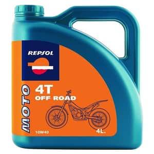 Ulei moto REPSOL Off Road 25828 4T, 10W-40, 4l