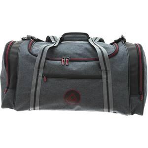 Geanta de voiaj DAVIDTS Travel in Grey 27912434, 60cm, gri inchis