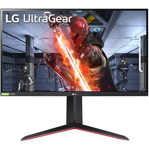 "Monitor Gaming LED IPS LG UltraGear 27GN650-B, 27"" Full HD, NVIDIA G-Sync, 144Hz, negru"