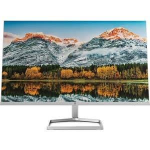 "Monitor LED IPS HP M27fw, 27"", Full HD, 75Hz, AMD FreeSync, argintiu"