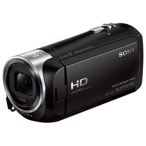 Camera video SONY HandyCam HDR-CX405B, Full HD, negru