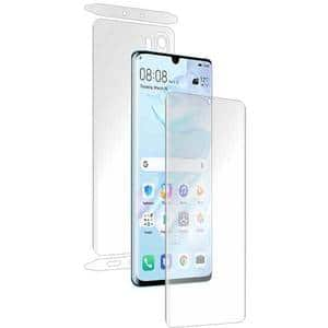 Folie protectie pentru Huawei P30 Pro, SMART PROTECTION, polimer, fullbody, transparent