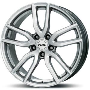 "Janta aliaj RIAL Torino Polar-Silber 16"" Renault Megane4 6,5J16 Et40 5X114.3"