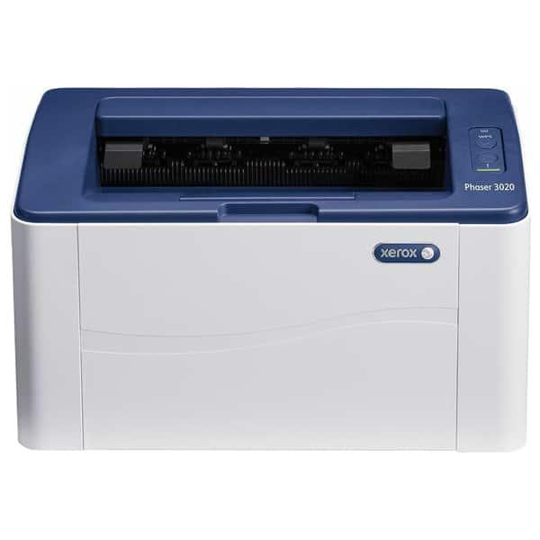 Imprimanta laser monocrom XEROX Phaser 3020, A4, USB, Wi-Fi