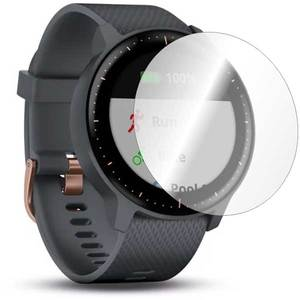 Folie protectie pentru Garmin Vivoactive 3 Music, SMART PROTECTION, 2 folii incluse, polimer, display, transparent