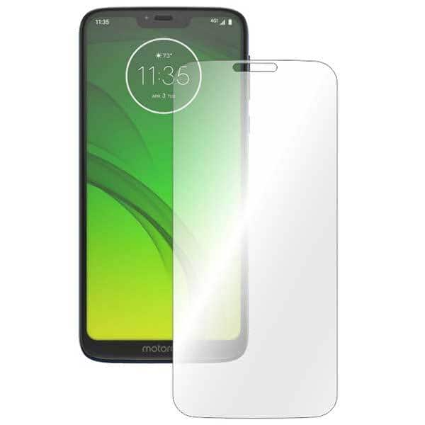 Folie protectie pentru Motorola Moto G7 Power, SMART PROTECTION, polimer, display, transparent