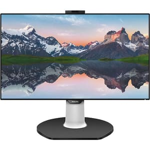 "Monitor LED IPS PHILIPS 329P9H, 31.5"", 4K UHD, 60 Hz, negru"