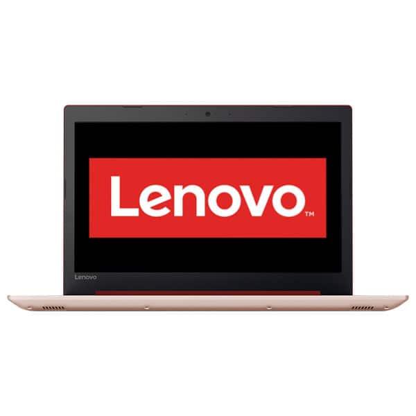 "Laptop Lenovo IdeaPad 320-15IAP, Intel Celeron N3450 pana la 2.2GHz, 15.6"" Full HD, 4GB, 500GB, Intel HD Graphics, Free Dos, rosu"
