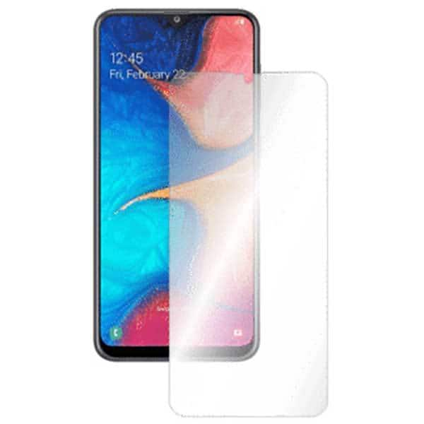 Folie protectie pentru Samsung Galaxy A20 (2019), SMART PROTECTION, polimer, display, transparent