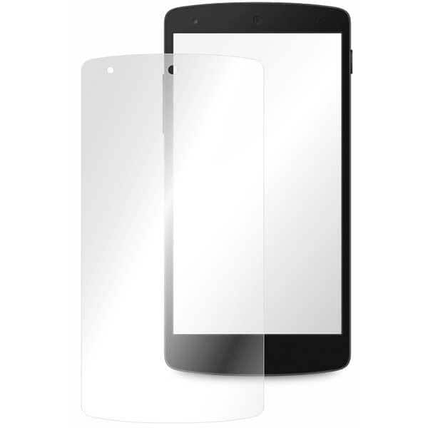 Folie protectie pentru LG Q60, SMART PROTECTION, polimer, display, transparent