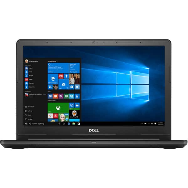"Laptop DELL Vostro 3578, Intel® Core™ i7-8550U pana la 4.0GHz, 15.6"" Full HD, 8GB, SSD 256GB, AMD Radeon 520 2GB, Windows 10 Home"