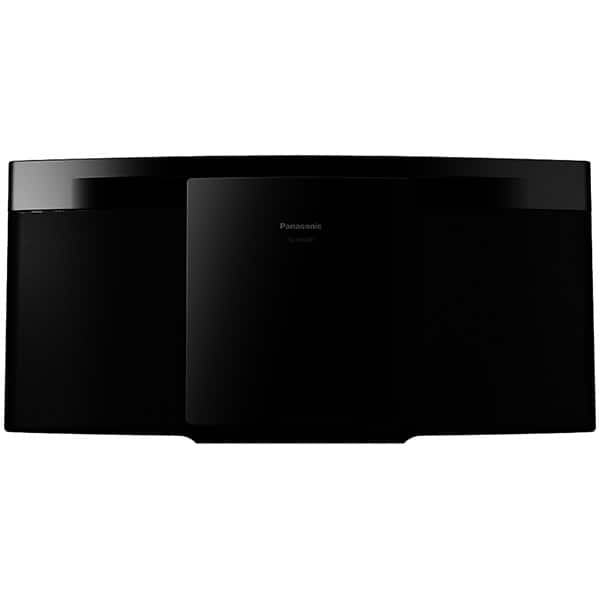 Microsistem audio PANASONIC SC-HC200EG-K, 20W, Bluetooth, USB, CD, Radio FM, negru