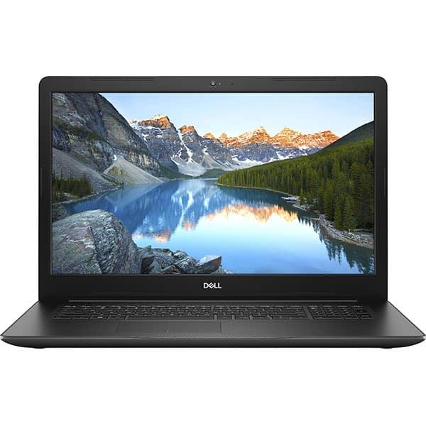 """Laptop DELL Inspiron 3780, Intel Core i7-8565U pana la 4.6GHz, 17.3"""" Full HD, 8GB, 1TB + SSD 128GB, AMD Radeon 520 2GB, Ubuntu, Negru"""