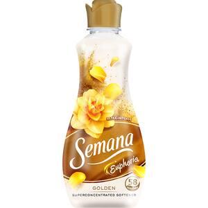 Balsam de rufe SEMANA Euphoria Golden, 1.45l, 58 spalari