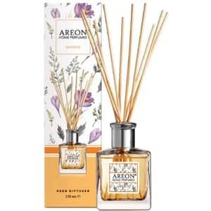 Odorizant cu betisoare AREON Home Perfume Saffron, 150 ml