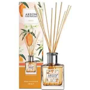 Odorizant cu betisoare AREON Home Perfume Mango, 150 ml