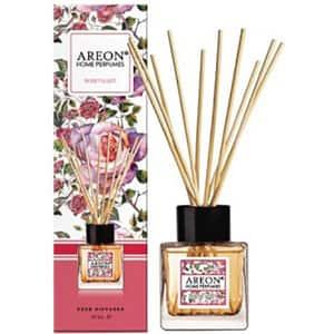 Odorizant cu betisoare AREON Home Perfume Rose Valley, 150 ml