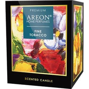 Lumanare parfumata AREON Home Premium Fine Tobacco, 313 g