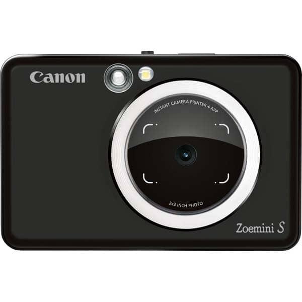 Camera foto instant CANON Zoemini S, Black