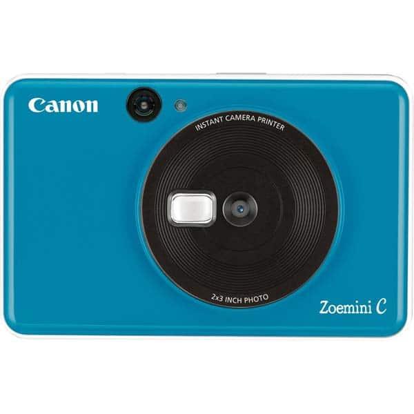 Aparat foto instant CANON Zoemini C, SeaSide Blue