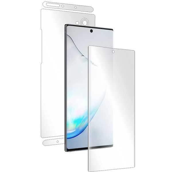 Folie protectie pentru Samsung Galaxy Note 10, SMART PROTECTION, polimer, fullbody, transparent