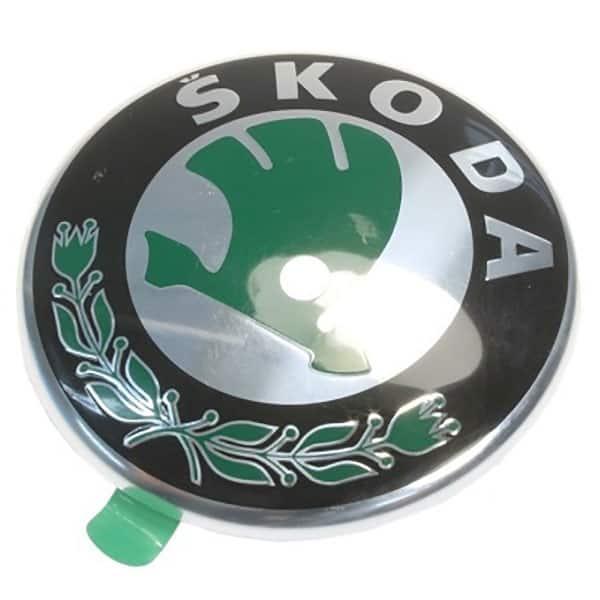 Emblema grila radiator SKODA Octavia l, ll, Fabia l, Rapid