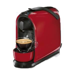 Espressor TCHIBO Cafissimo Pure 326531, 1l, rosu-negru