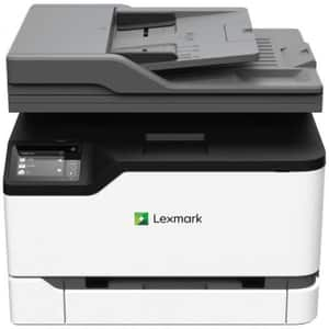 Multifunctional laser color LEXMARK MC3224adwe, A4, USB, Retea, Wi-fi, Fax