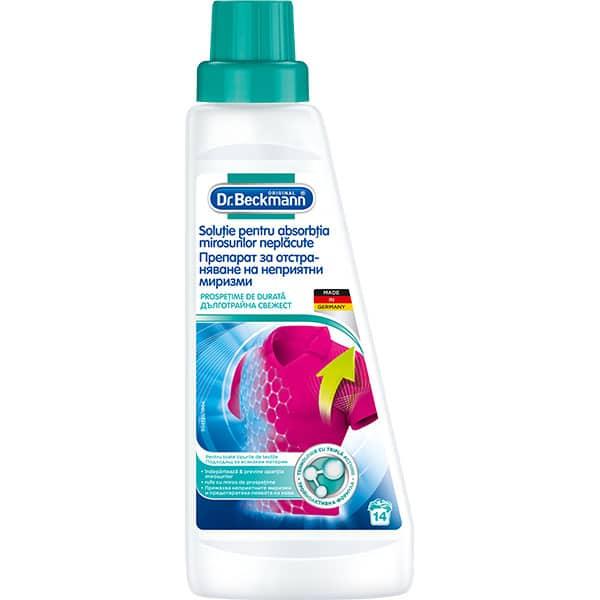 Solutie pentru absorbtia mirosurilor DR.BECKMANN, 500ml