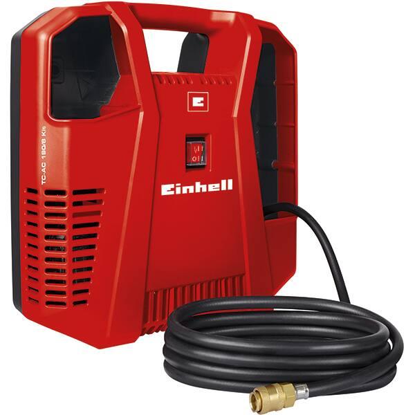 Compresor aer EINHELL TH-AC 190 KIT, 1100W, 8 bar, 165l/min